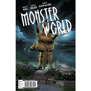 Monster World #2 Cover A Piotr Kowalski