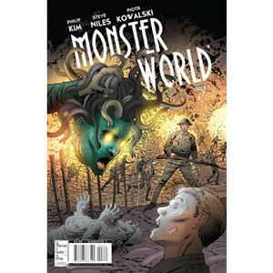 Monster World #3 Cover A Piotr Kowalski