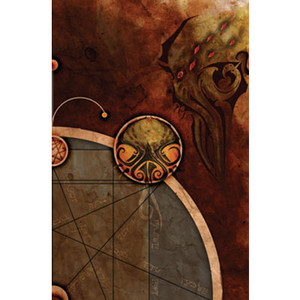 Monster World #3 Incentive Cover Nigel Sade