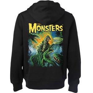 Godzilla VS Biollante Hoodie
