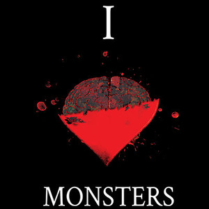 I Love Monster Brains T-shirt