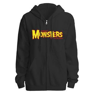 Famous Monsters Logo Hoodie