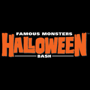 Famous Monsters Halloween Official Logo Tee