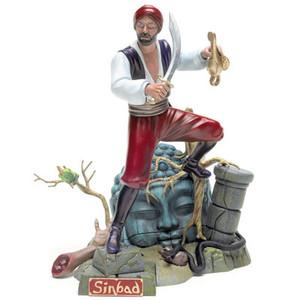 The Adventure Series Sinbad Model Kit
