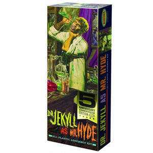 Dr. Jekyll and Mr. Hyde Model Kit