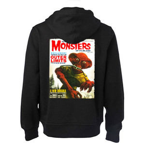Vintage Outer Limits Hoodie
