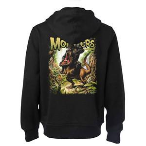 Kong Vs Rex Hoodie