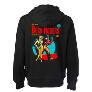 2419 Buck Rogers Hoodie