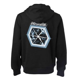 Buck Rogers Hexagon Hoodie