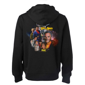 Irwin Allen's Lost in Space Adventures #1A Comic Hoodie