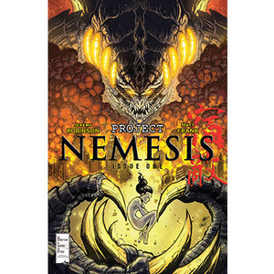 Project Nemesis #1 Cover A Matt Frank
