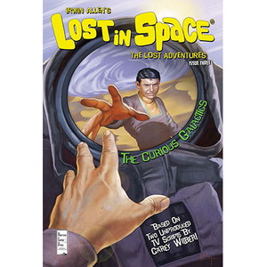 Irwin Allen's Lost In Space: The Lost Adventures #3 Cover A Patrick McEvoy