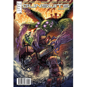 Gunsuits #1 Cover A PJ Holden