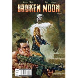 Broken Moon #2 Cover B Sanjulian Variant