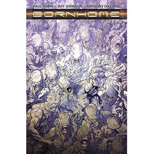 Bornhome #3 Cover A Jeff Johnson