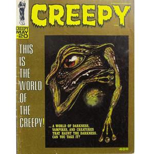 Creepy #20