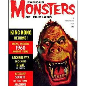 Famous Monsters of Filmland #6 (Reprint)