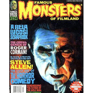 Famous Monsters of Filmland #234
