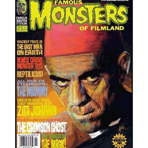 Famous Monsters of Filmland #230