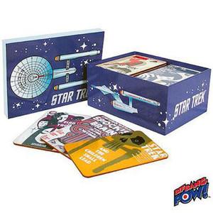 STAR TREK: The Original Series Fine Art Coasters, Series 1
