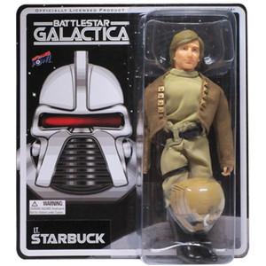 BATTLESTAR GALACTICA Starbuck Figure