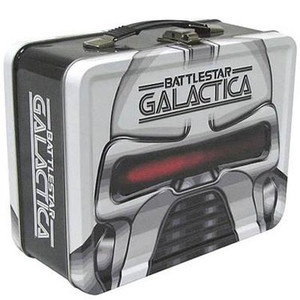 BATTLESTAR GALACTICA Cylon Lunch Box