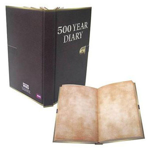 Doctor Who 500 Year Diary