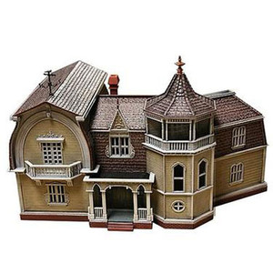 Munsters House Model Kit