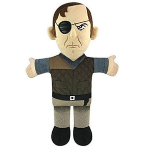"""THE WALKING DEAD The Governor 12"""" Dog Plush"""