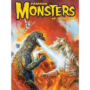 Godzilla VS MechaGodzilla Poster