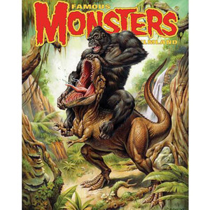 Kong Vs Rex Poster