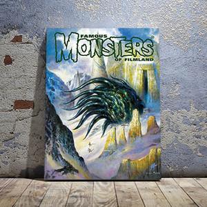 Lovecraft Canvas Print