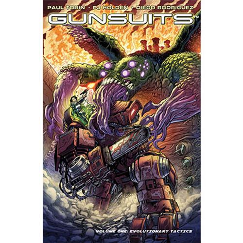 Gunsuits Vol 1: Evolutionary Tactics