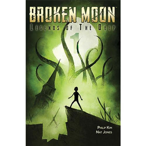 Broken Moon: Legends of the Deep #1 Cover A Nat Jones