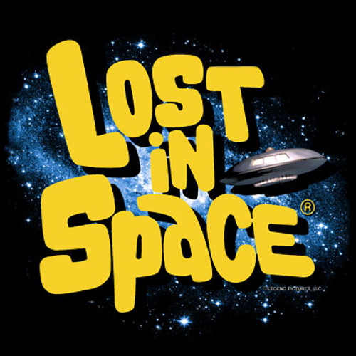 Lost in Space Logo T-Shirt
