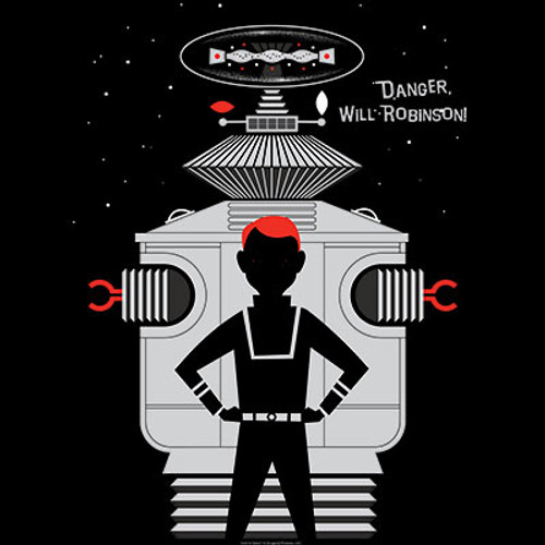 Lost in Space 50th Anniversary T-Shirt