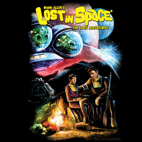 Irwin Allen's Lost in Space Adventures #1B Comic T-Shirt