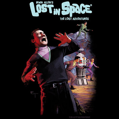 Irwin Allen's Lost in Space Adventures #1C Comic T-Shirt