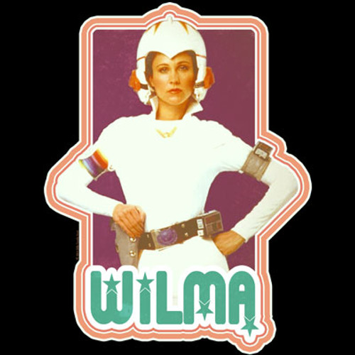 Retro Wilma Deering T-Shirt
