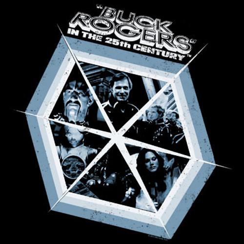 Buck Rogers Hexagon T-Shirt