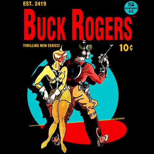 2419 Buck Rogers T-Shirt