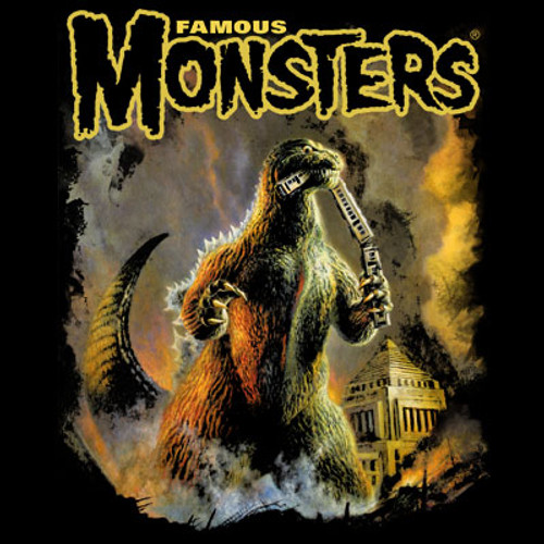 Godzilla (1954) T-shirt