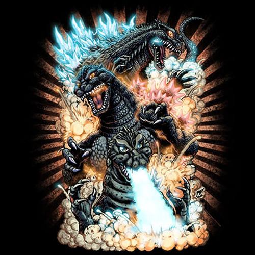 Godzilla Generations Tee