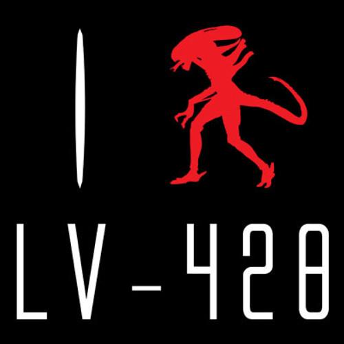 I Heart LV-428 T-shirt