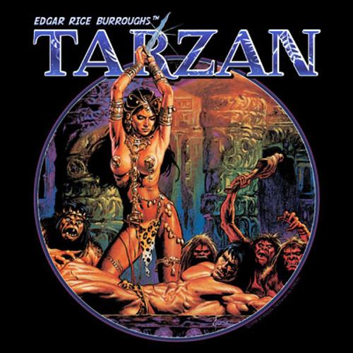 Tarzan: Lao of Opar T-shirt