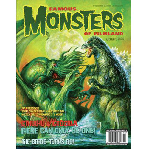Famous Monsters of FIlmland #281 (Newsstand)