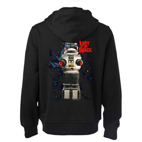 Lost in Space Robot Hoodie
