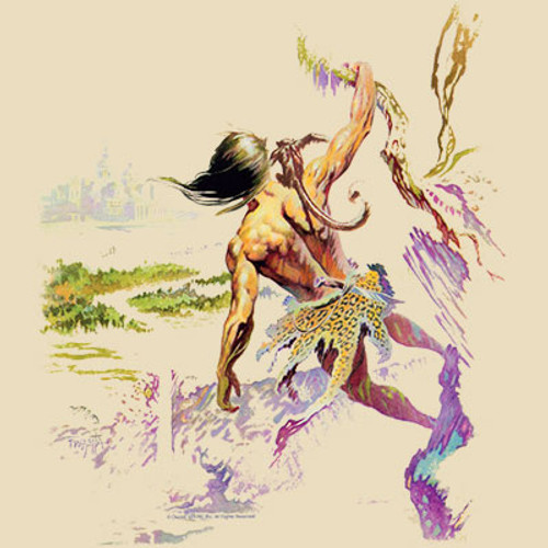 Tarzan: Lost Empire T-Shirt