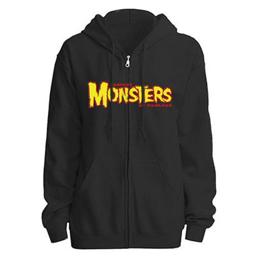 Famous Monsters Logo Hoodie