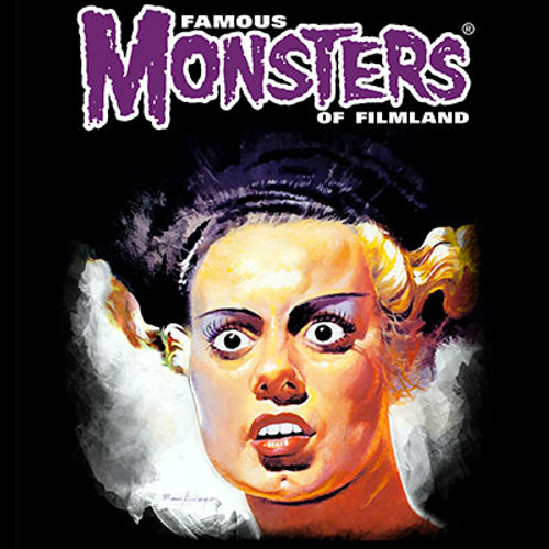 Famous Monsters Bride T-shirt